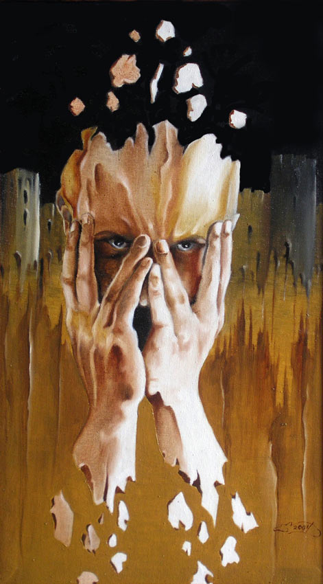 март новельски - по моим разрезанным рукам